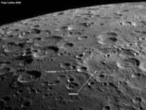Cráter Janssen con ID