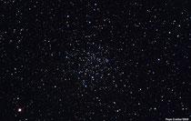 Cúmulo estelas M46