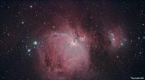 Nebulosa M42 en Halfa
