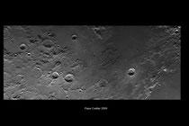 Mosaico lunar centrado en Rima Hyginus