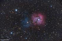 Nebulosa emisión/reflexión M20