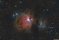Gran Nebulosa de Orión
