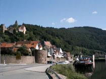 Hirschhorn - Stadt und Burg