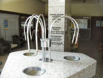 Brunnen - Trinkhalle