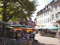 Bensheim - Markttag