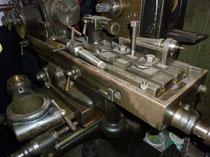 Detail Werkshalle