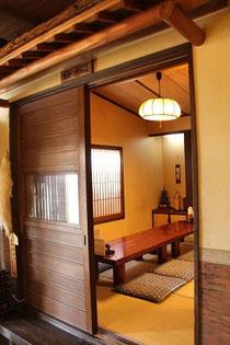南流山 金寿司 個室