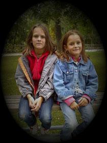 Meine zwei Mädels :)