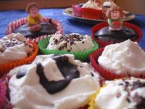 die leckeren Muffins