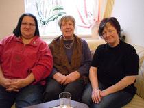 Frau Heike K..., Irene Elbers + Frau Simone B...