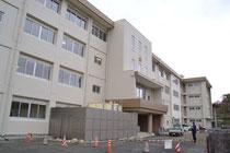 石川中学校・耐震大規模改修工事