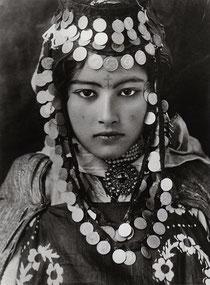 Imagen de una bereber. CC: Rudolf Lehnert.