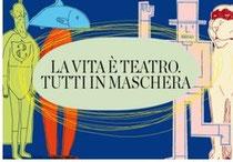 Cartel del Carnaval de Venecia 2012
