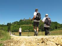 Viajeros por la Toscana. © Raúl Santiago Goñi.