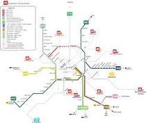 Trata del metro C de Roma. CC.