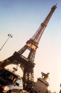 Bild: Foto: , Lissy Gröner, Paris, Eiffelturm