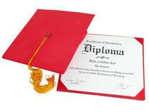 A Graduation Diploma