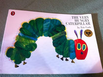 The Very Hungry Caterpillar (CD付き)