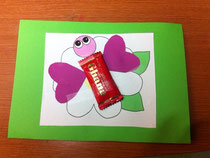 candy valentine dragonfly