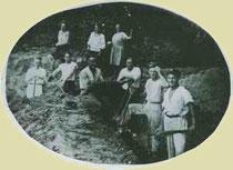 Baubeginn 1930