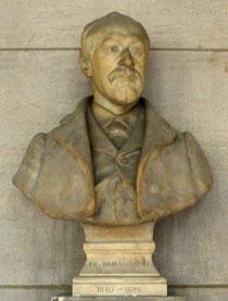 Buste d'Albert Boucher