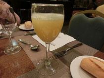 バレンシアオレンジのフレッシュジュース♪こんな美味いの飲んだことないぃぃ!