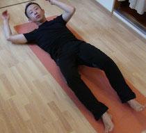 体幹トレーニング整体
