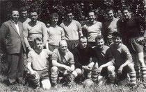 SC Mannswärth Meistermannschaft 1960/1961