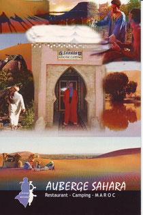 Auberge Sahara (Merzouga)