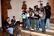 Jugendgottesdienst 'Frischluft'
