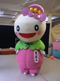 大阪市阿倍野区マスコットキャラクターあべのん