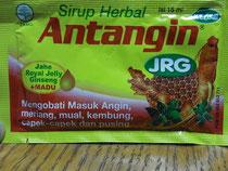 朝鮮ニンジンと生姜とハチミツの、インドネシアの生薬頂きました~利きそう!