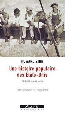 Une histoire populaire des Etats-Unis, Howard Zinn.