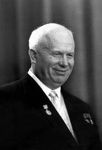 Nikita Khroutchev