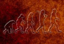 Der Neandertaler ist ein ausgestorbener Verwandter des heutigen Menschen