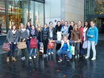 Beim Besuch in Bonn