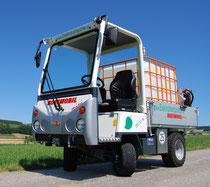 Elektischer Transporter BOKI Mini E