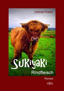Mein 3. Buchcover zu`Sukiyaki