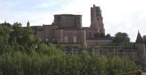 Cathédrale d'Albi et Palais de la Berbie 'Patrimoine mondial de l'Unesco'