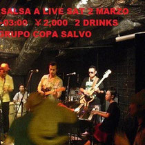 Copa Salvo Band