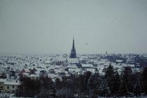 Gau-Algesheim im Schnee
