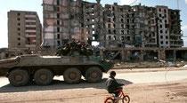 Les dégâts de la guerre