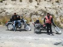Unsere Führer von Arequipa nach Puno