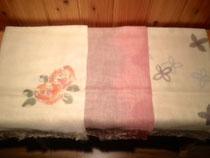 超長綿スカーフ