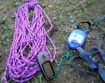 corde - GPS - ARVA