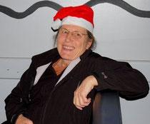 Ingrid, la mère Noël, vous réserve pleines de visites passionantes pour 2012!