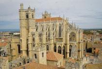 la cathédrale de Narbonne (Aude)