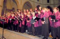 choeur de femmes dans Rebecca de C.Franck à Foix