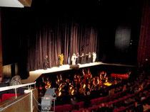 l'opéra de Hambourg