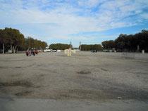 Bordeaux - la place des Quinconces